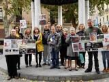 Concentración contra el aborto en Córdoba