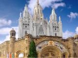 Visita de la reliquia del Padre Pío a Barcelona