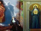Santa Margarita Maria de Alacoque y el Corazon de Dios, autobiografia, el Corazon de Jesus.