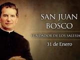 ¡Ven a venerar la reliquia de San Juan Bosco!