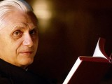Lecturas escogidas. Benedicto XVI, prólogo de su biografía