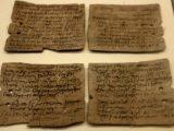 Falsa historia de documento histórico y milagro realizado por Jesús de Nazaret