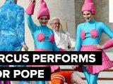 La Cátedra de San Pedro convertida en un Circo, literalmente